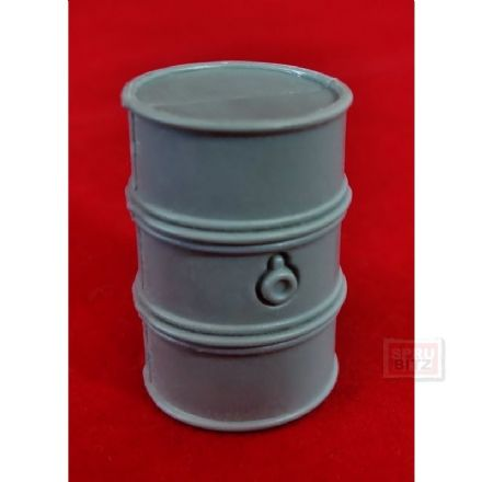 Fuel Barrell Barrel Ammo Dump Can from Warhammer 40,000 3rd edition 1997 (OOP)